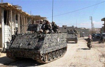 الجيش اللبناني يوقف قائدا لداعش في عرسال