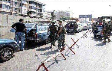 تعزيز الإجراءات الأمنية في ضاحية بيروت الجنوبية خلال شهر رمضان