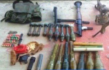 الجيش اللبناني يفكك خلية لداعش في عكار