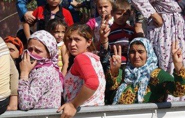 قوات التحرير تحاصر داعش في منبج والمئات يفرون