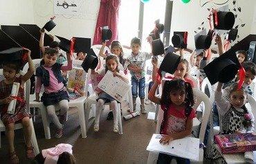 توجيه الطلاب السوريين بعيدا عن التطرف