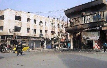 الضربات الجوية تدفع بداعش إلى بناء 'مدينة تحت الأرض' في الرقة