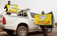 رزمنده های سریانی در جنگ با داعش سرشت خود را ثابت می کنند