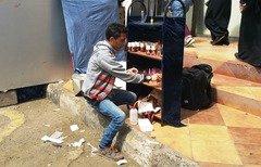 اقتصاد العيد يساعد النازحين في اليمن على إعالة عائلاتهم