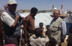 الحرب المستمرة في اليمن تسبب بانتشار الجرب في أنحاء البلاد