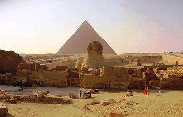 مصر تهدید داعش برای هدف گیری اهرام را رد کرد