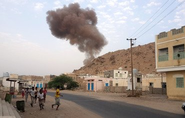 یمنی ها حمله به مقرهای بازرسی درالمکلا را نکوهش کردند