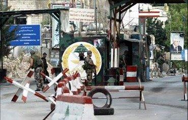 به منظور جلوگیری از نفوذ داعش اقدامهای امنیتی در اردوگاه الحلوه لبنان تقویت می شود