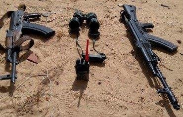 ویدئوی تحریک برانگیز داعش درماندگی این گروه در مصر را نشان می دهد