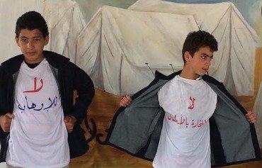 برنامج تربوي يحصّن الشباب السوريين ضد التطرف