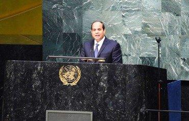 Al-Sisi calls for counter-terror collaboration