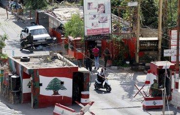 لبنان يشيد باعتقال 'أمير' داعش في عين الحلوة