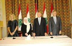 توسعه طرح ملی لبنان برای مقابله با افراطی گری خشونت آمیز