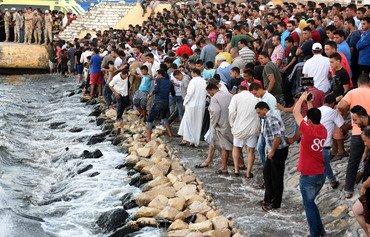 مصر تكثف الجهود للحد من الهجرة غير الشرعية إثر غرق سفينة