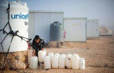تفاقم أزمة المياه في الأردن مع تدفق اللاجئين