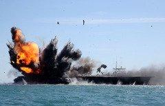 إيران وعملاؤها يهددون حركة الملاحة البحرية في الساحل اليمني