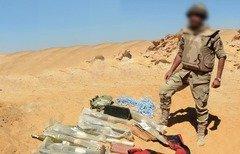 الجيش المصري يقصف أهدافاً لداعش في سيناء