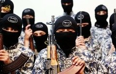دارالافتاء: «شیربچگان» داعش آیندۀ منطقه را تهدید می کنند