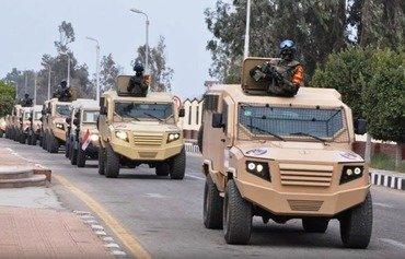مصر تستعد لرد من داعش بعد عمليات سيناء