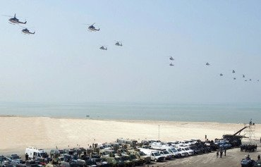 Bahrain hosts joint exercise to boost Gulf security