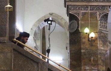 خطاب البغدادي ينبئ بانهيار داعش
