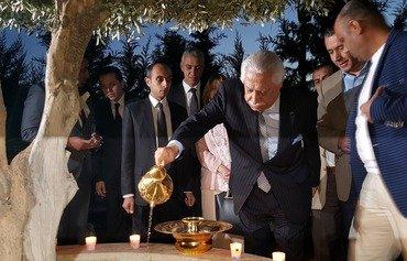 الأردنيون يحيون ذكرى تفجيرات عمان