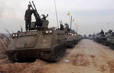 قلق عارم بعد استعراض حزب الله