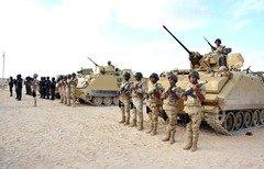 مصر تمدّد حالة الطوارئ في سيناء