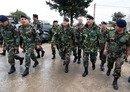 ارتش لبنان هسته داعش را پس از حمله به مقر بازرسی بوسیله آنها دستگیر کرد
