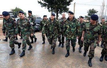 الجيش اللبناني يوقف خلية لداعش إثر هجوم على حاجز تفتيش