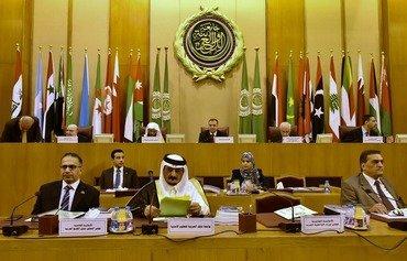 وزراء العدل العرب يوقعون اتفاقيات لمكافحة الإرهاب