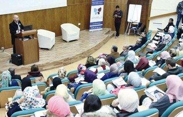 طلاب أردنيون يسعون للقضاء على الفكر المتطرف