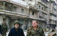IRGC role in fall of Aleppo stokes sectarian flames
