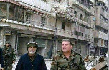 دور الحرس الثوري الإيراني في سقوط حلب يؤجج نيران الطائفية