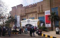 Counter-terror titles abound at Cairo book fair
