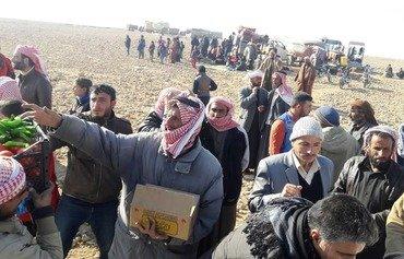 غياب الحكم في مناطق سيطرة داعش