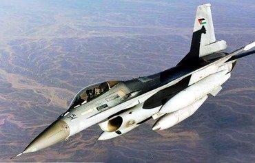 الأردن يقصف مواقع لداعش جنوب سوريا