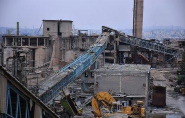 مهندسون يعدون تصورا لإعادة اعمار سوريا