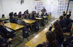 كياني تفتتح مدرسة جديدة للاجئين السوريين في البقاع