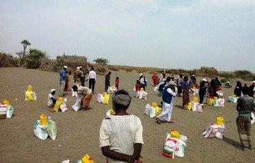 اليونيسف تسعى لمساعدة نحو 7 مليون طفل في اليمن