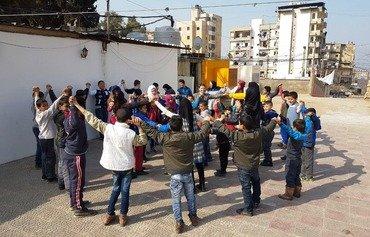 مراكز جديدة تعمل للقضاء على 'أسوأ أشكال' عمل الأطفال في لبنان