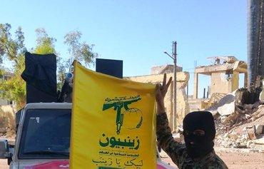 L'utilisation d'une brigade pakistanaise montre la tactique sectaire de l'Iran dans le conflit régional