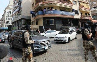 لبنان به شبکه مالی داعش حمله کرد