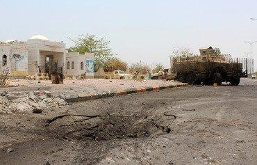 نیروهای حضرموت با وجود حملات «تبهکار گونه» القاعده ثابت قدم می باشند