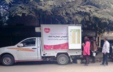 مصر تكافح ارتفاع الأسعار لتخفيف العبء عن كاهل المواطنين