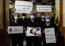Syrie: les rescapés de l'attaque chimique saluent les frappes américaines