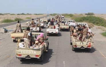 قوات النخبة الحضرمية تضبط قياديين في القاعدة