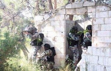 تأهيل قاعدة رياق الجوية في البقاع في لبنان