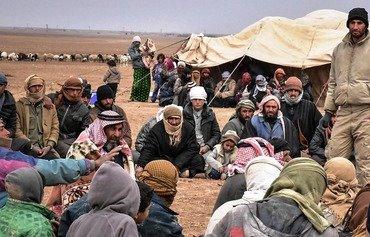 داعش غیرنظامیان را با وعده «پناهگاه امن» فریب می دهد