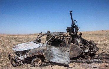 انفجارهای کورکورانۀ خودروهای بمبگذاری شده در موصل وجهۀ داعش را بیش از پیش تخریب می کنند